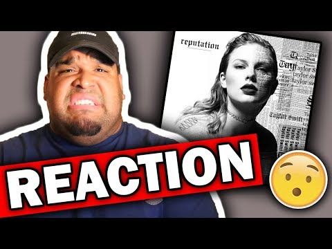 Download Youtube: Taylor Swift - Look What You Made Me Do [REACTION]