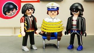 Toni wird entführt! Playmobil Polizei Film - KARLCHEN KNACK #195