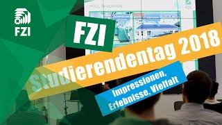 FZI Studierendentag 2018