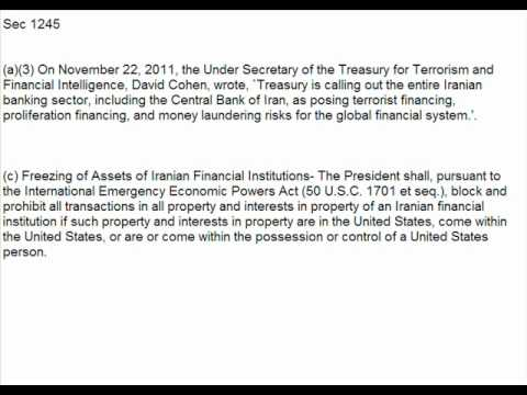 S 1867 Congress 2012 Martial Law FEMA Detention Camps Police State WWIII Debunk This!