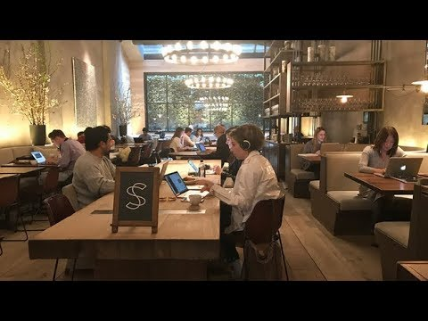 Companies Turn NYC Restaurants Into Daytime Office Space