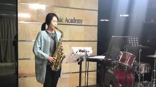 돌아와요 부산항에(조용필) / Come back to Busan port(K-Trot) - 김슬기(Wit Saxophone)