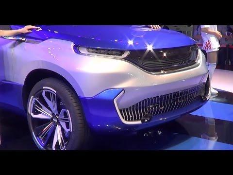 Brilliance Eroe Concept Auto Shanghai 2017