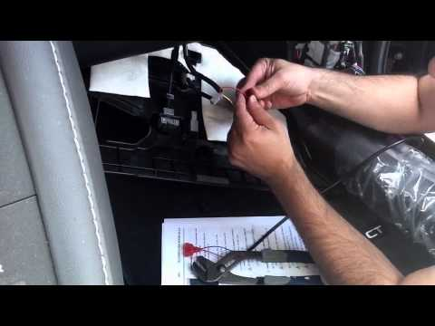 Passenger Door Sill Install 1 - YouTube