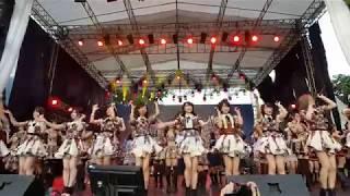 AKB48 X JKT48 - Part 4 @. Jak Japan Matsuri 2018 day 2