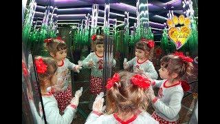 Иллюзия Зеркального Лабиринта Mirror Labyrinth Illusion