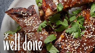 How to Make Instant Pot Baby Back Ribs | Recipe | Well Done
