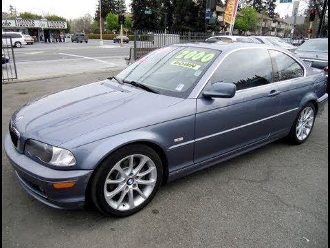 2001 BMW 325ci For Sale Cheap Under $6000 in California   YouTube