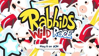 Rabbids Wild Race - Play it on Poki