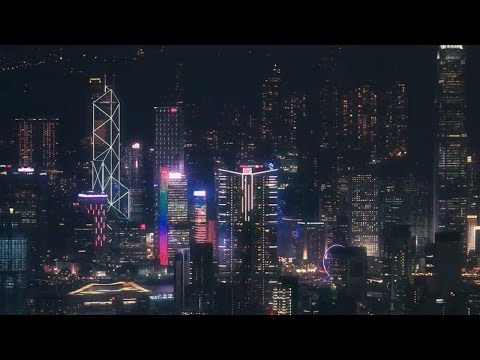 Hong Kong Hyperlapse