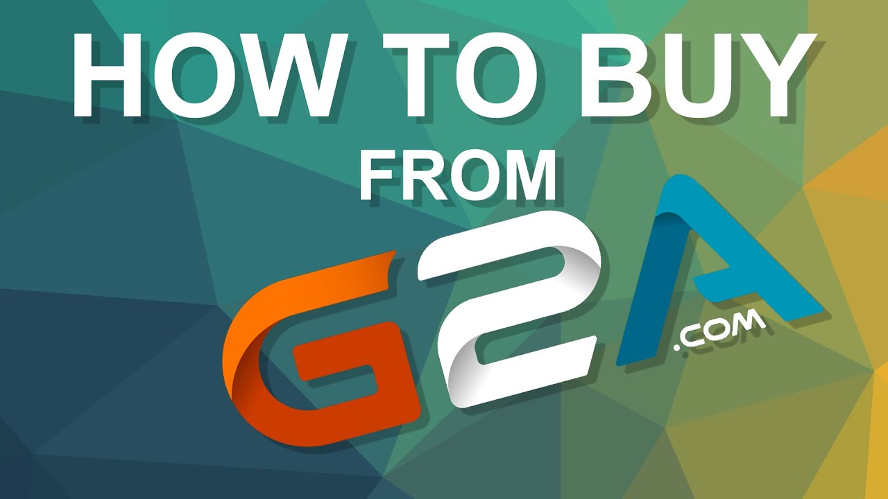 How to BUY from G2A com
