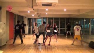 MIRRORED Hot & Cold - Jewelry (쥬얼리) Dance Practice
