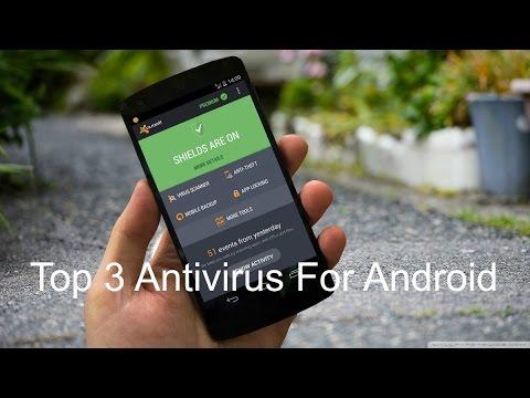 Best Antivirus For Android Phone 2015 ( Top 3 Antivirus )
