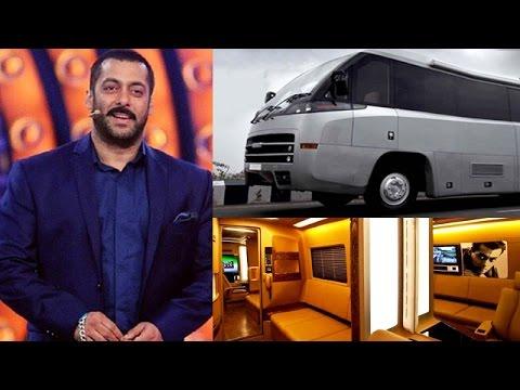 INSIDE Lavish Vanity Vans Of Bollywood Stars | Shahrukh Khan, Salman Khan