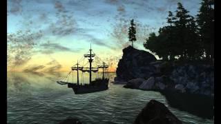 Oblivion OBGEv3 alpha sunset