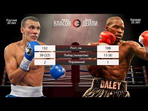Максим Власов - Дентон Дейли. HD / Vlasov vs. Daley