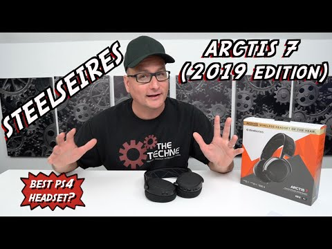 SteelSeries Arctis 7 (2019 Edition) Gaming Headset Detailed Review