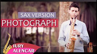 Photograph - Ed Sheeran (Saxophone version) Iury Alencar