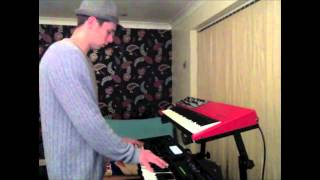 Pet Shop Boys (West End Girls Synth Cover)