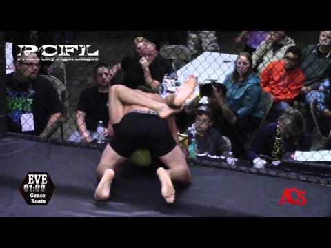 """Prison"" City Fight League NATHAN KROPACZEWSKI VS BRENNAN RAMBO #155"