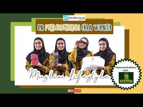 Daftar perlengkapan Haji yang perlu diketahui - Bursasajadah.com.