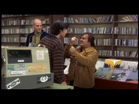 High Fidelity 2000 Movie - John Cusack & Iben Hjejle