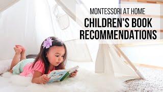 Montessori At Home: Montessori Books For Toddlers & Babies