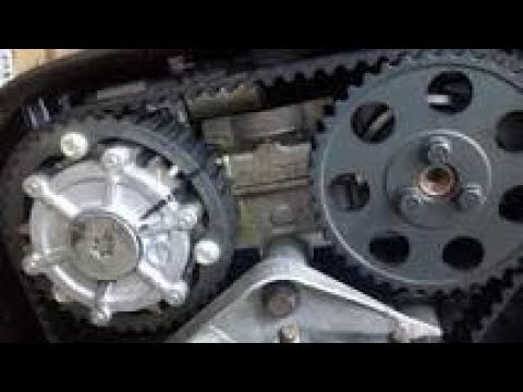 Volvo V40 / S40 VVT Gear Replacement - YouTube