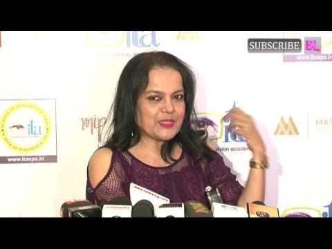 Sushmita Mukherjee | ITA After Awards Party 2016