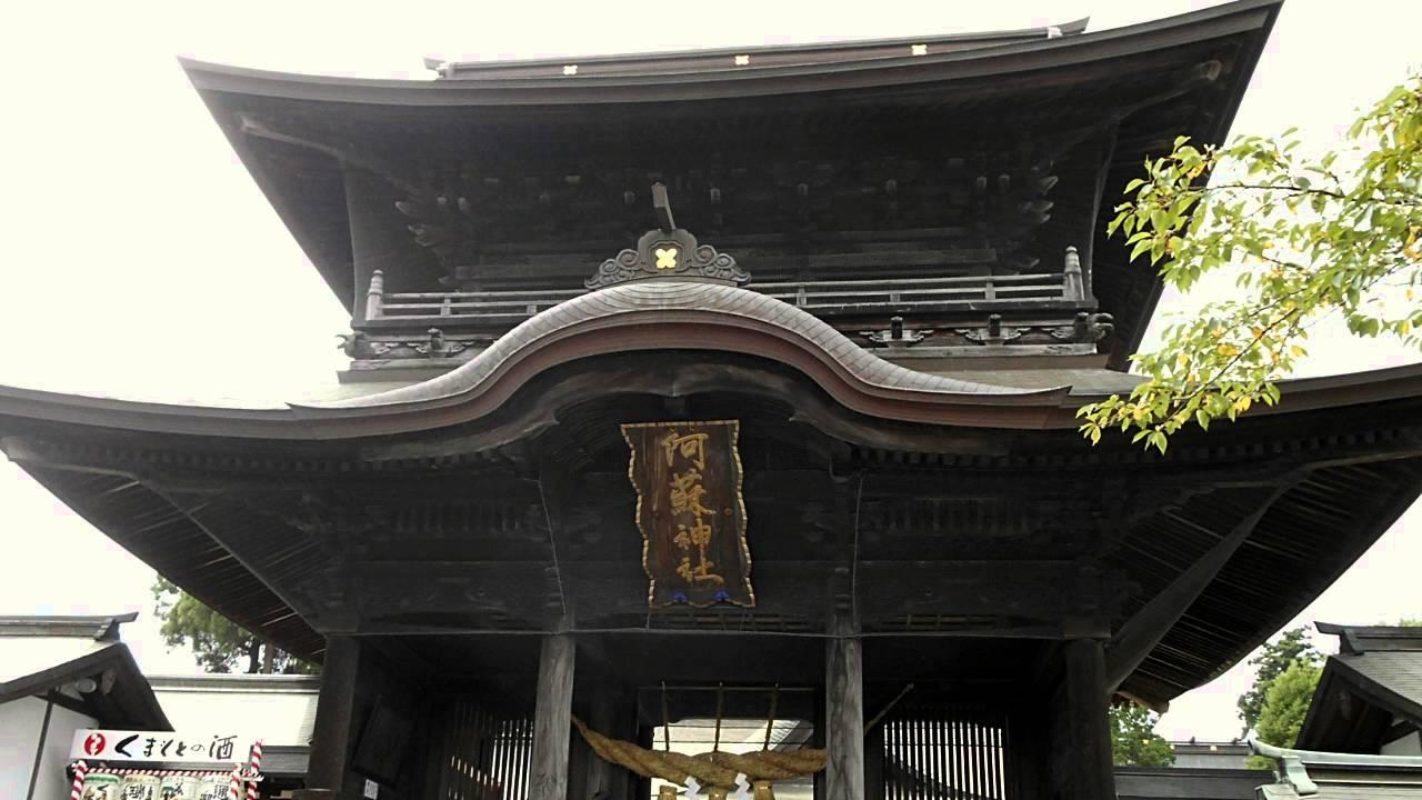 【気軽にクラシック10】 <祈り> バッハ:アリア/パッヘルベル:カノン+熊本城・阿蘇神社