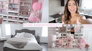 UPDATED HOME TOUR AND UNBOXING GIFTS FOR OUR TWINS!👼🏻👼🏻💕 -SLMissGlamVlogs
