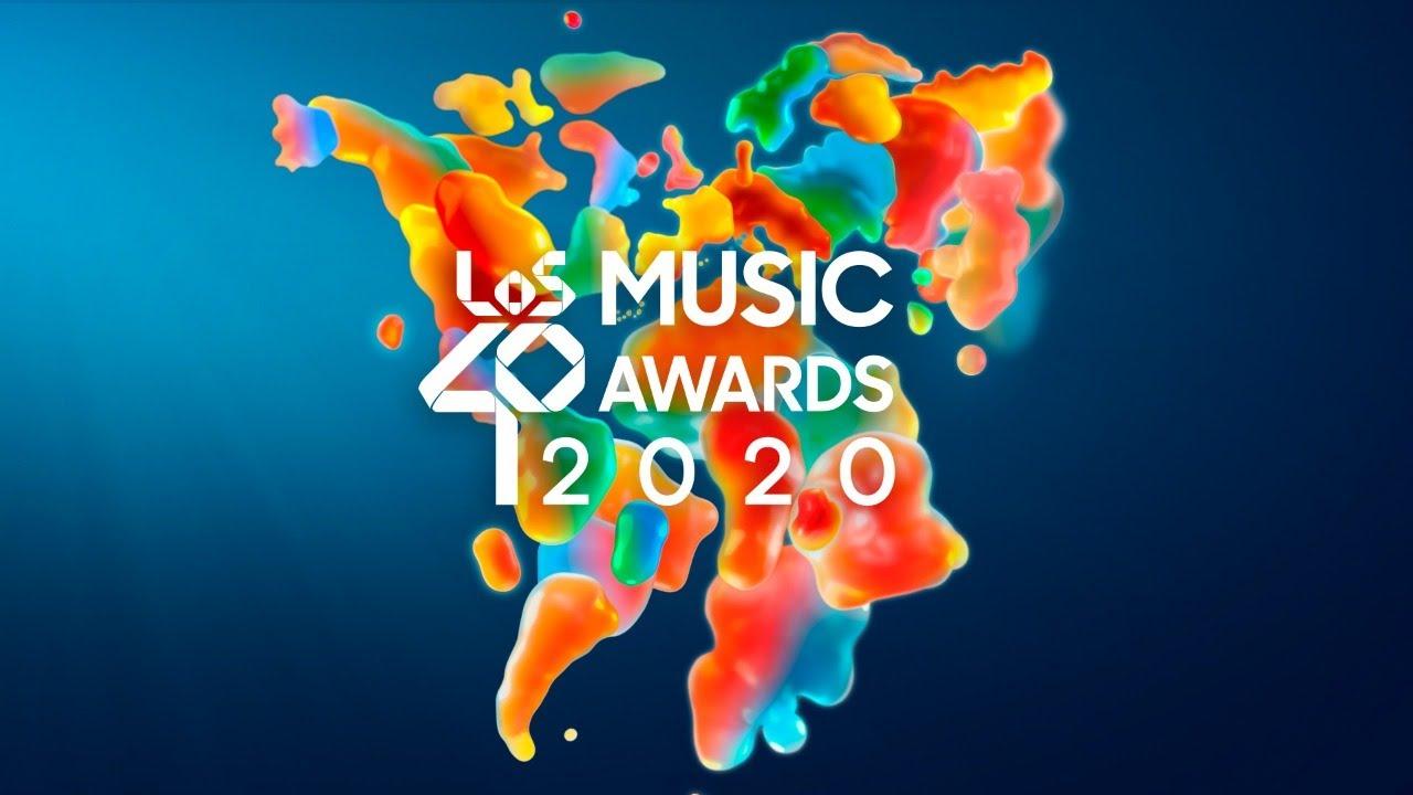 Download LOS40 Music Awards 2020   GALA COMPLETA