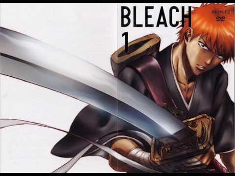 Bleach OST 1 #7 Creeping Shadows