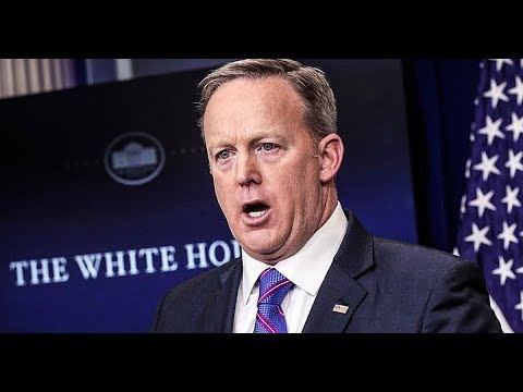 Sean Spicer Calls It Quits