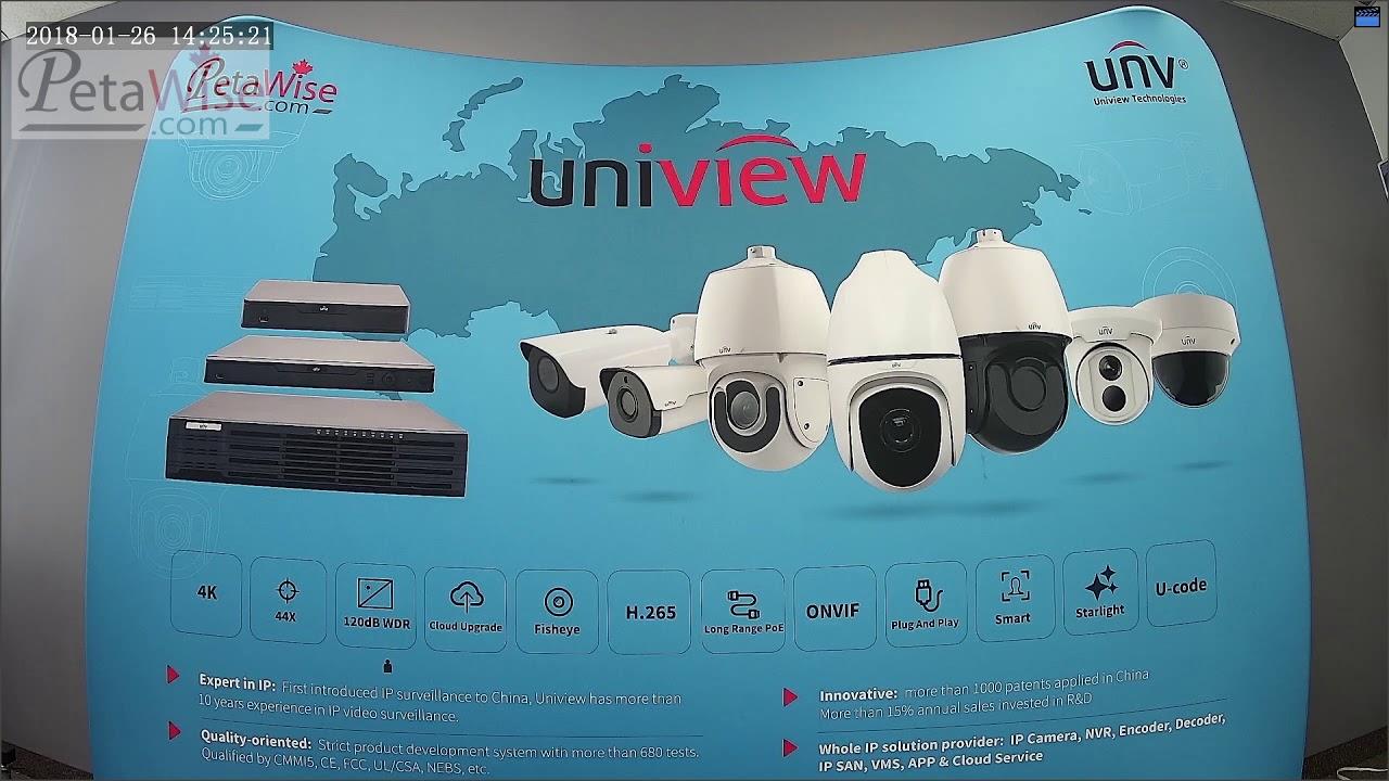 UNIVIEW IP Camera IPC3634ER3-DPZ28