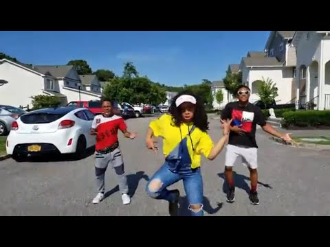 Kanye West - All Mine (Dance Video) Street Justice Crew