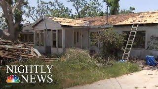 Florida Panhandle Communities Still Struggling Months After Hurricane Michael   NBC Nightly News