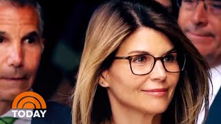 Lori Loughlin Back In Court In College Admissions Scandal | TODAY