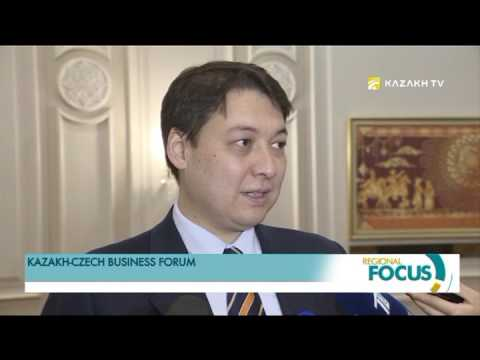 Kazakhstan and the Czech Republic are strengthening economic cooperation