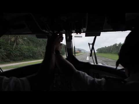 Departing Ofu - May 25, 2017