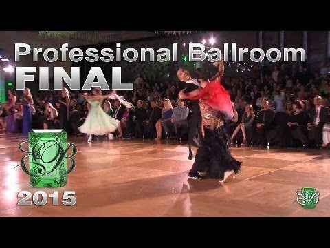 2015 Pro International Ballroom Final