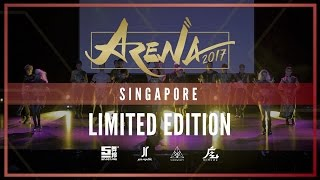 [1st Place] LIMITED EDITION | ARENA SINGAPORE 2017 [@VIBRVNCY 4K] #arenasg