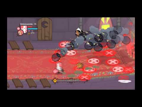 Castle Crashers - Groom Boss (Organ Cannon)