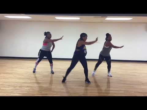 Zumba Dance Fitness with Tamara: LEH GO by BLAXX (Warm-up)