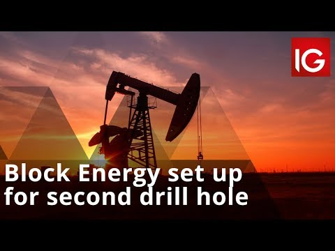 Block Energy set up for second drill hole at West Rustavi