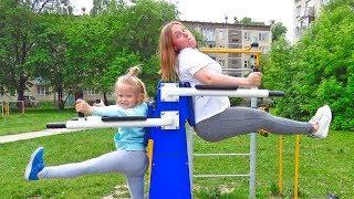 Лера фитнес тренер для мамы
