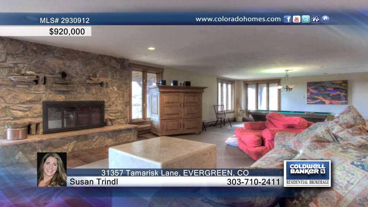 31357 Tamarisk Lane EVERGREEN, CO Homes for Sale   coloradohomes.com
