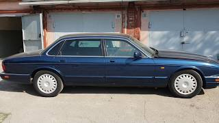Jaguar XJ6 1997 75000км?