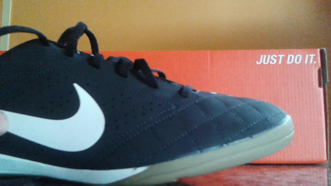7127dc560d079 Unboxing Nike Beco 2 preta