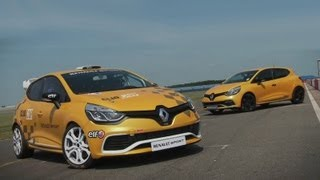Renault Clio Renaultsport: Road Car Vs Race Car - Autocar.Co.Uk